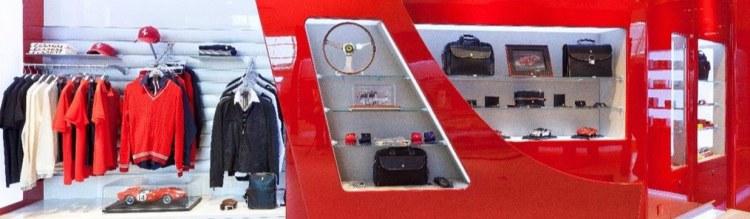 Ferrari shop F1